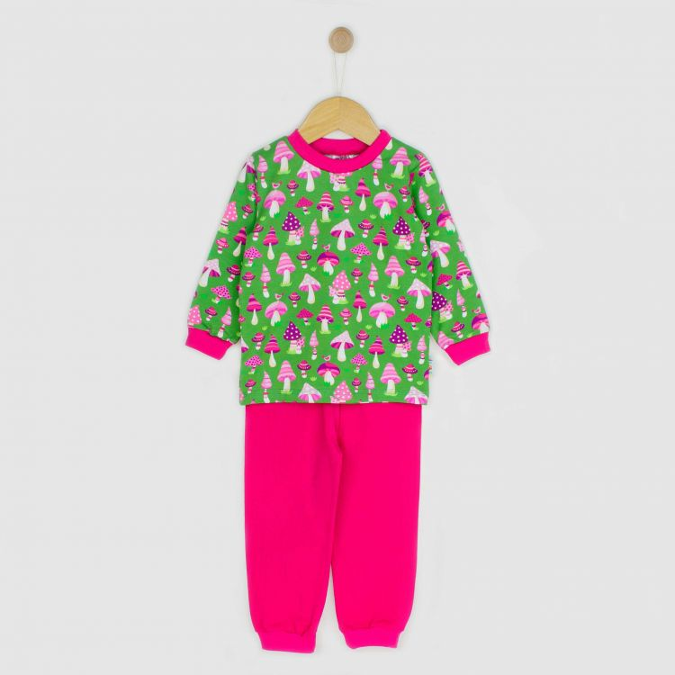 Baby-Pyjama-Set - PinkMushrooms