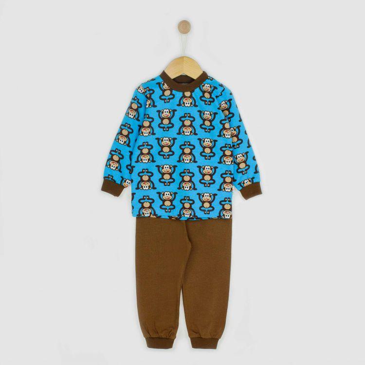 Pyjama-Set WildBlueMonkey