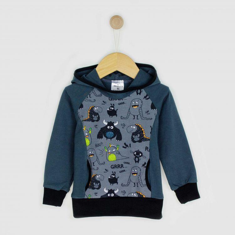 Kids-Hoodie-Shirt - CoolMonsters