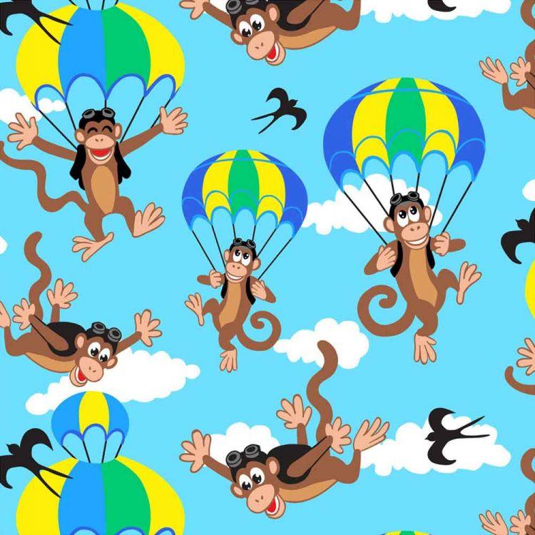 Babauba Stoffe FlyingMonkeys