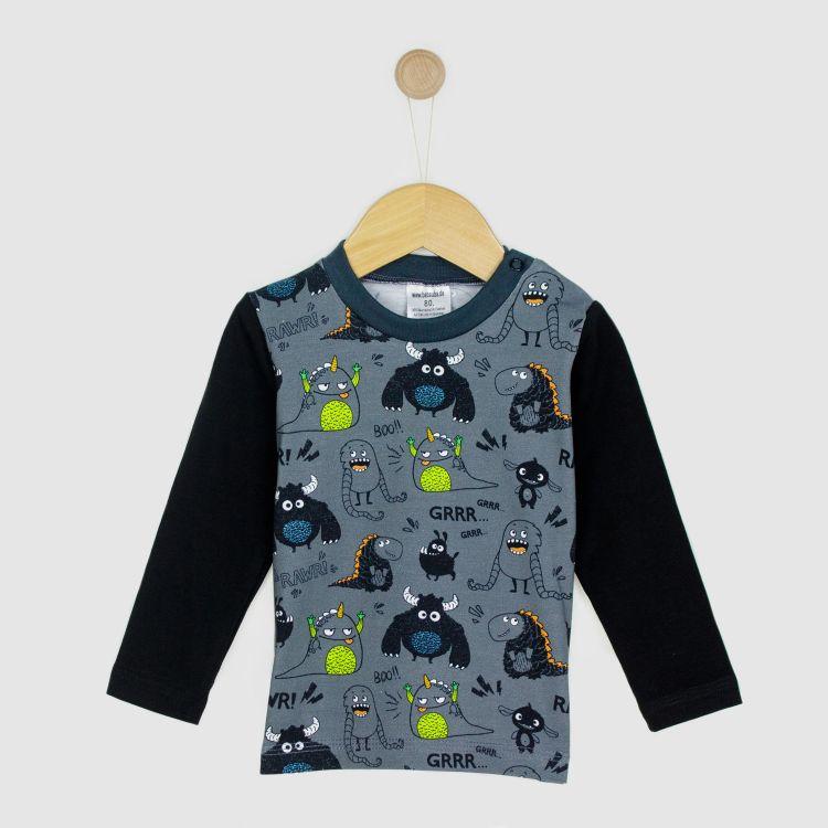 Kids-Langarmshirt - CoolMonsters