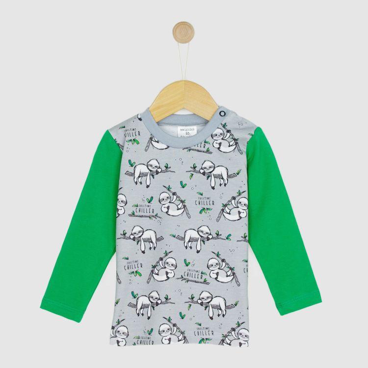 Baby-Langarmshirt - FulltimeChiller