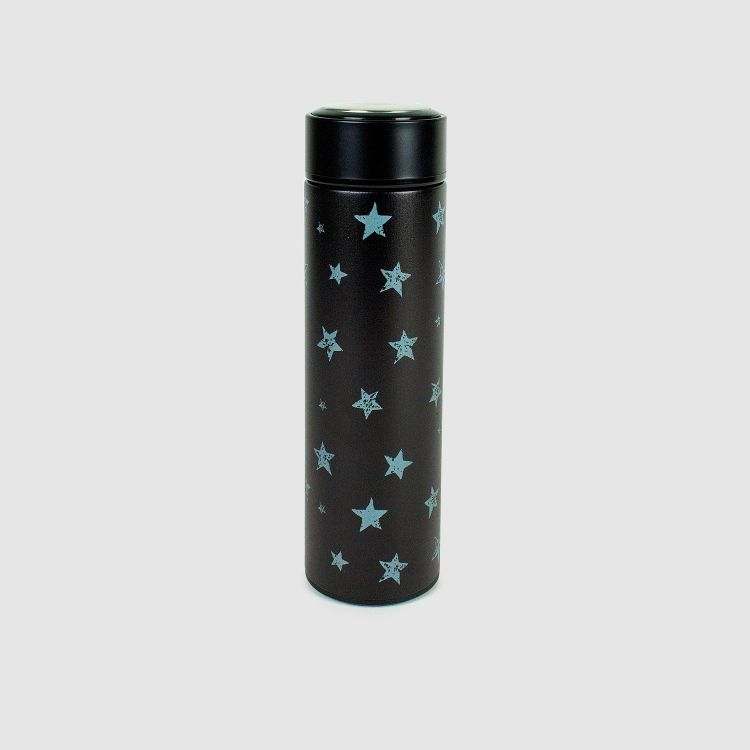 Trinkflasche - NightSky-Black