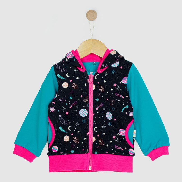 Kids-HoodieH2 - SpaceGirl