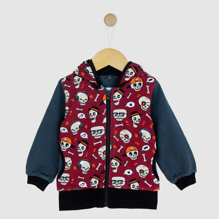 Kids-HoodieH2 - SkullGang