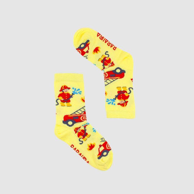 SockiSocks - BusyFiremen