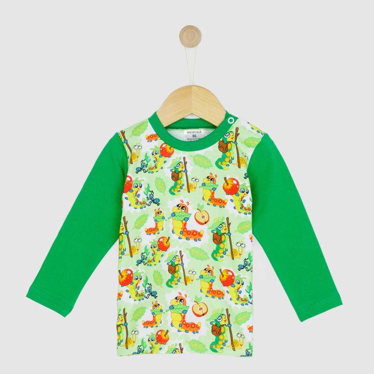 Baby-Langarmshirt - CaterpillarsAndFriends
