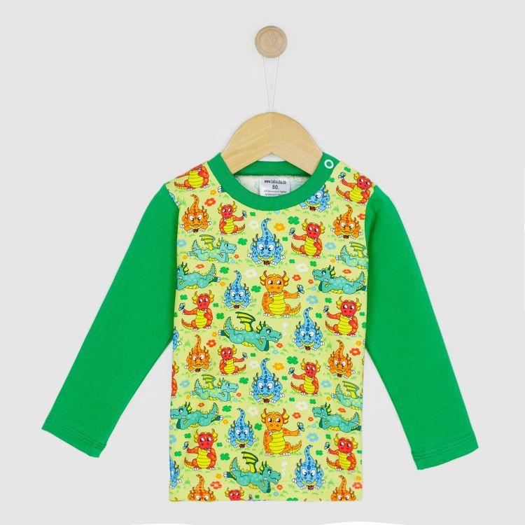 Baby-Langarmshirt - GardenDragons