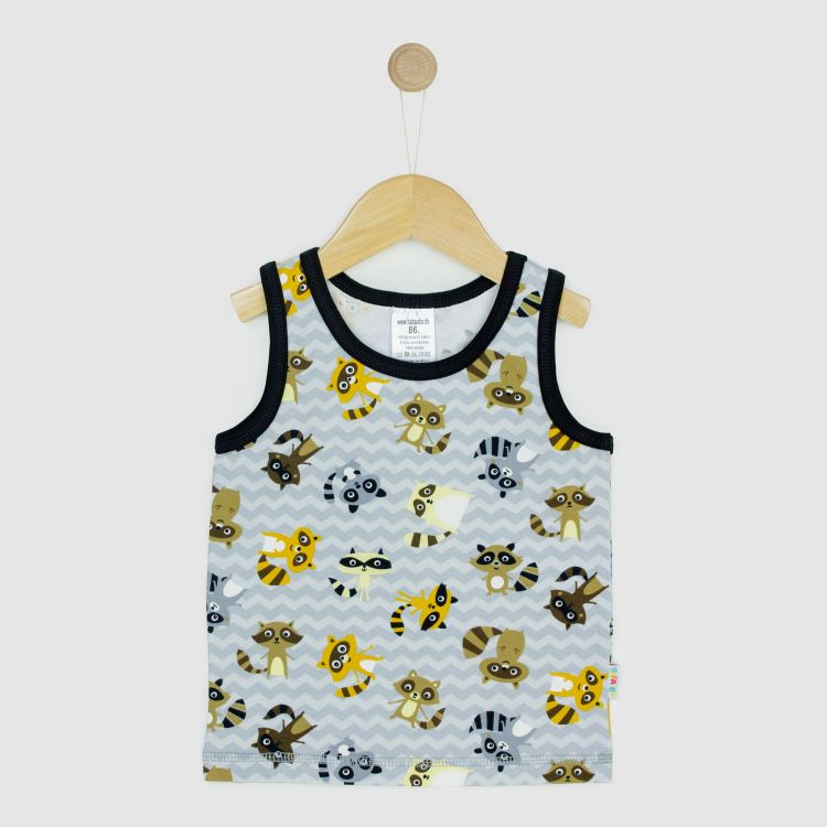 Baby-Tanktop - MyLittleRacoons