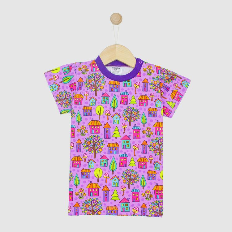 Kids-T-Shirt - ColorfulVillage