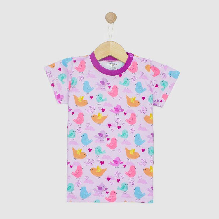 Kids-T-Shirt - LovelyBirds