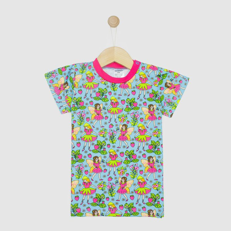 Kids-T-Shirt - StrawberryFairy