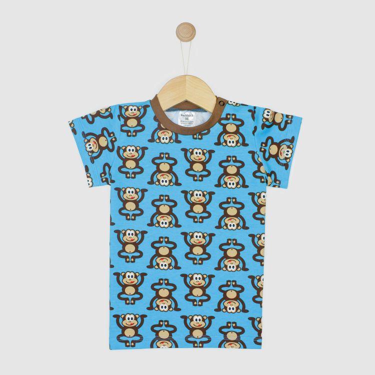 Kids-T-Shirt - WildBlueMonkey