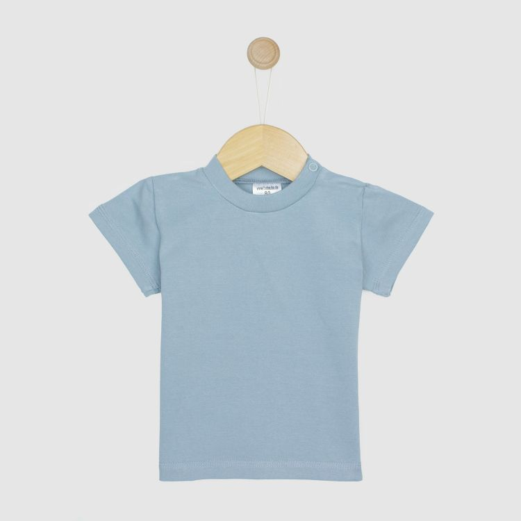 Kids-Uni-T-Shirt - Grau