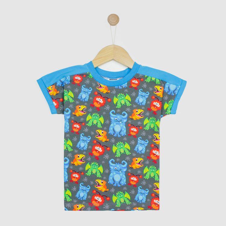 Kids-CoolShirt - BigCrazyMonsters