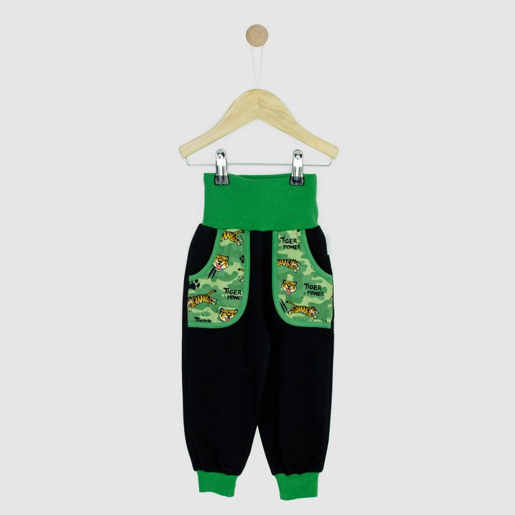 Kids-Jersey-CoolPocketPants - TigerPower
