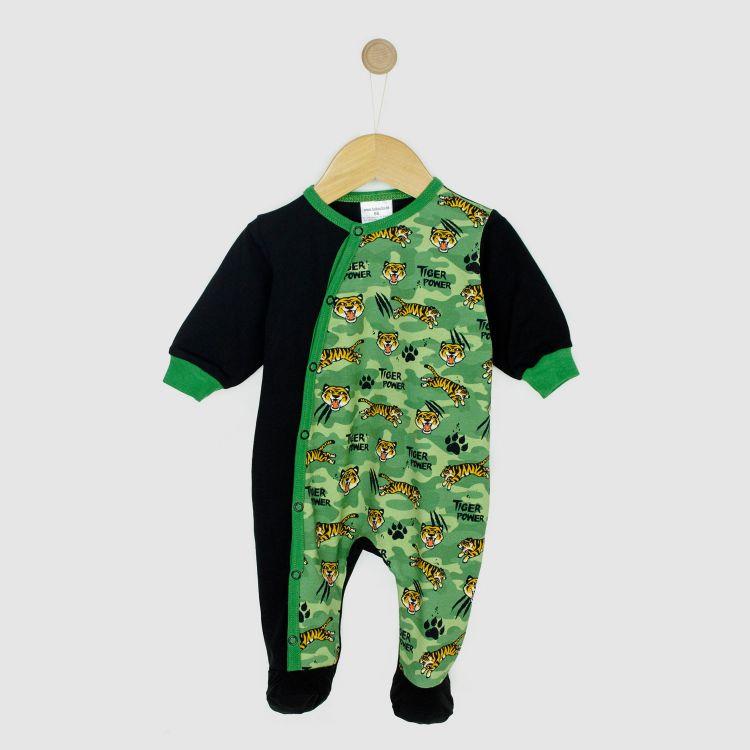 Baby-Strampler-Pepstyle - TigerPower