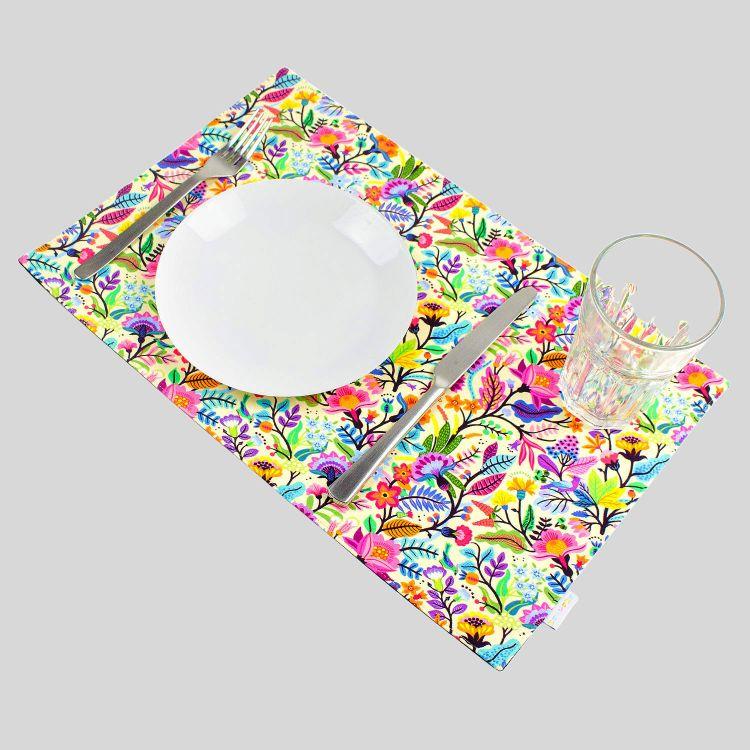 Platzset - ColorfulSpring