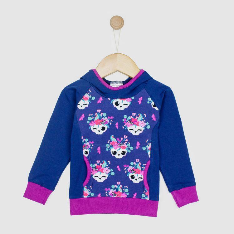 Baby-Hoodie-Shirt - SkullBeauty