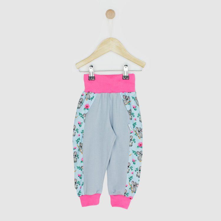Kids-Widepants-Stripestyle - CuteKoalas