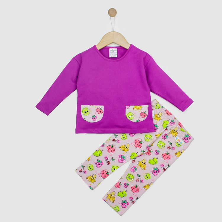 Kids-PocketSweater-Set - CheekyFruits