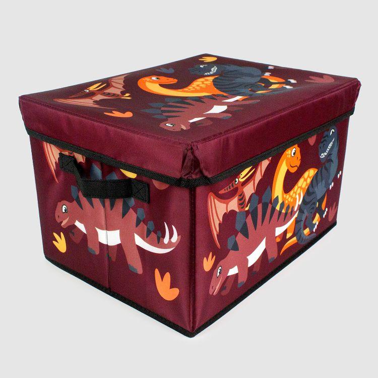 Spielzeugkiste - BabaubaBigDinos-Brown