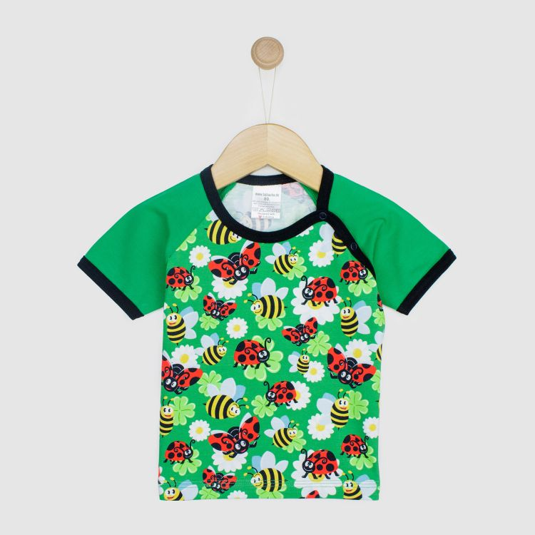 Kids-Raglanshirt-Freshstyle - LadybugsAndBees