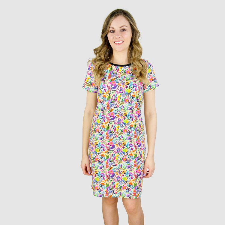 Woman-Nachthemd ColorfulSpring XXL