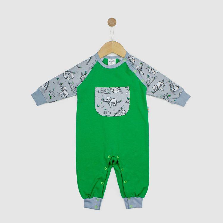 Baby-Raglan-Strampler - FulltimeChiller