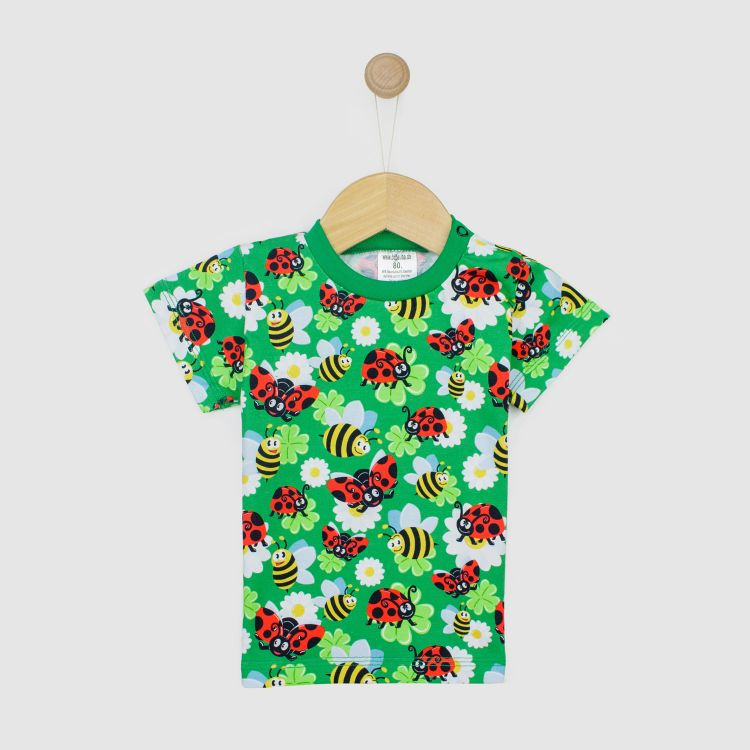 Kids-T-Shirt - LadybugsAndBees