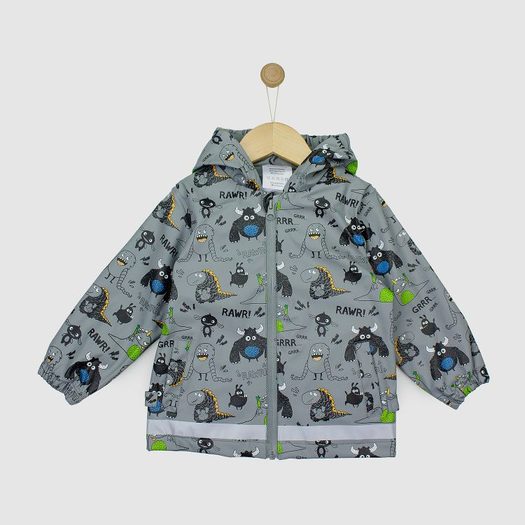 Kids-Regenjacke - CoolMonsters