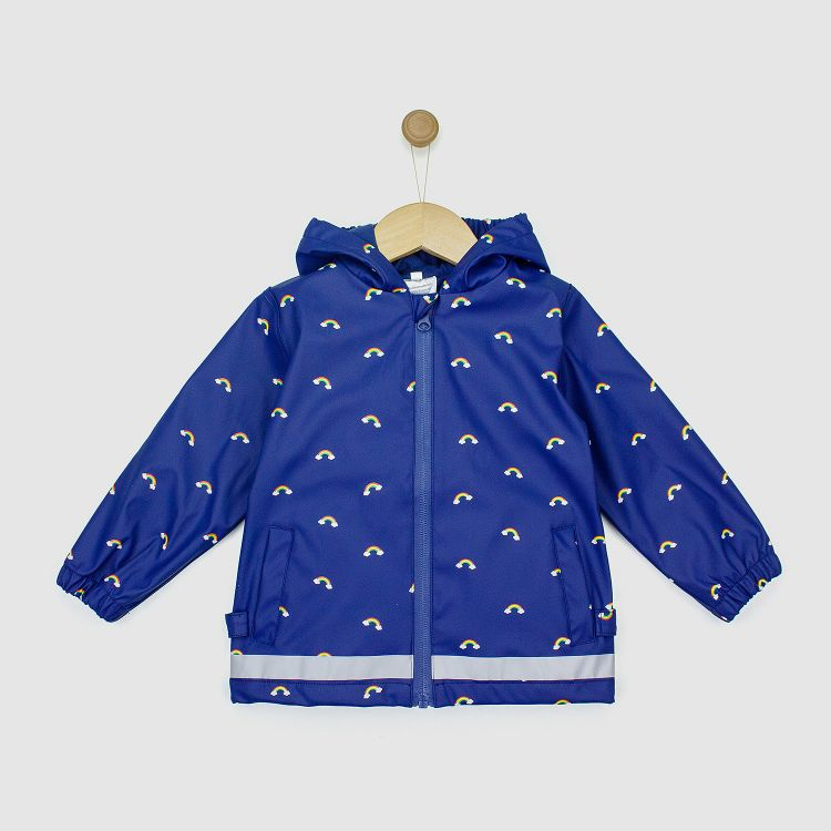 Kids-Regenjacke - HappyDay