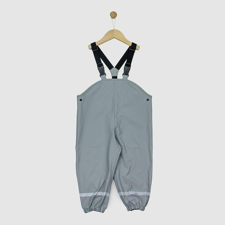 Kids-Uni-Matschhose - Grau
