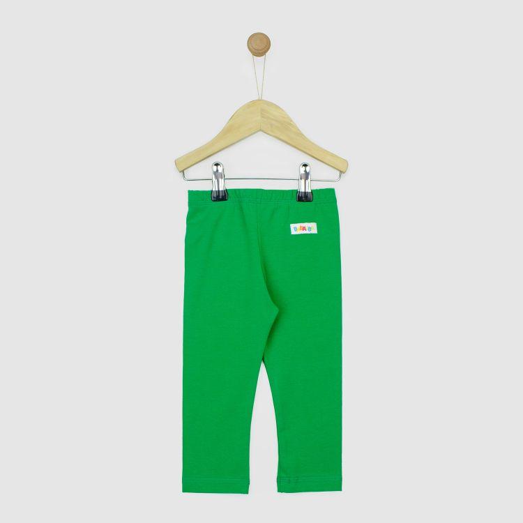 Kids-Uni-SkinnyPants - Waldgrün