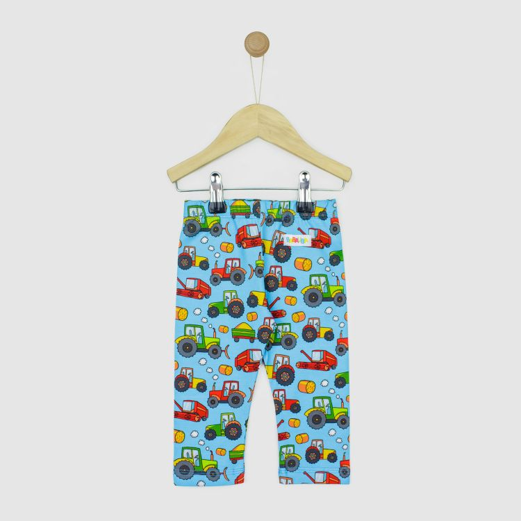 Kids-SkinnyPants - BabaubaFarmTractor