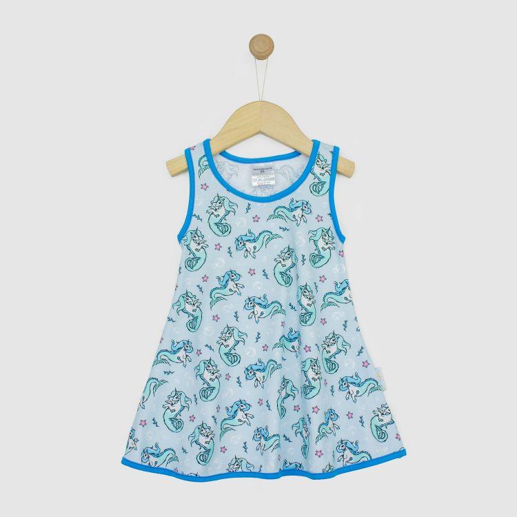 Kids-LittleMissSunshine-Dress - SeaUnicorns