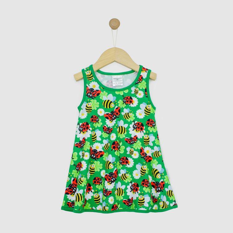 Kids-LittleMissSunshine-Dress - LadybugsAndBees