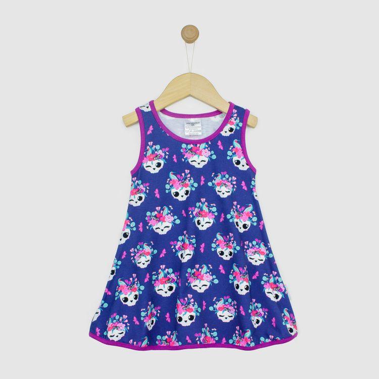 Kids-LittleMissSunshine-Dress - SkullBeauty