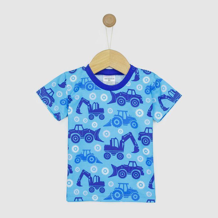 Kids-T-Shirt - TractorsAndGears