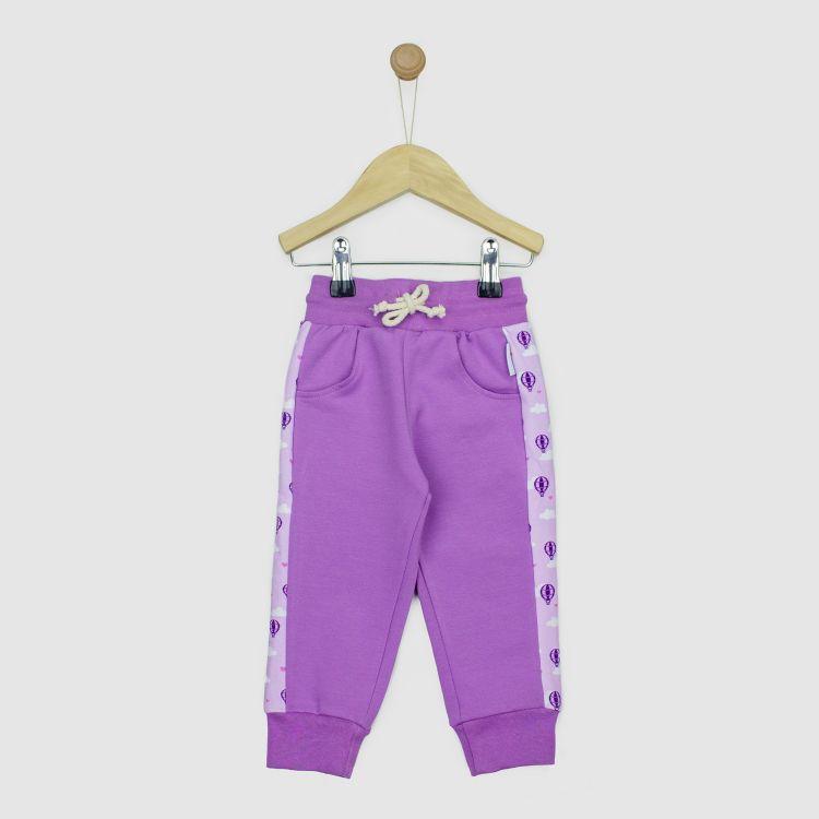 Baby-Jogginghose - LovelyBalloons-Lavendel