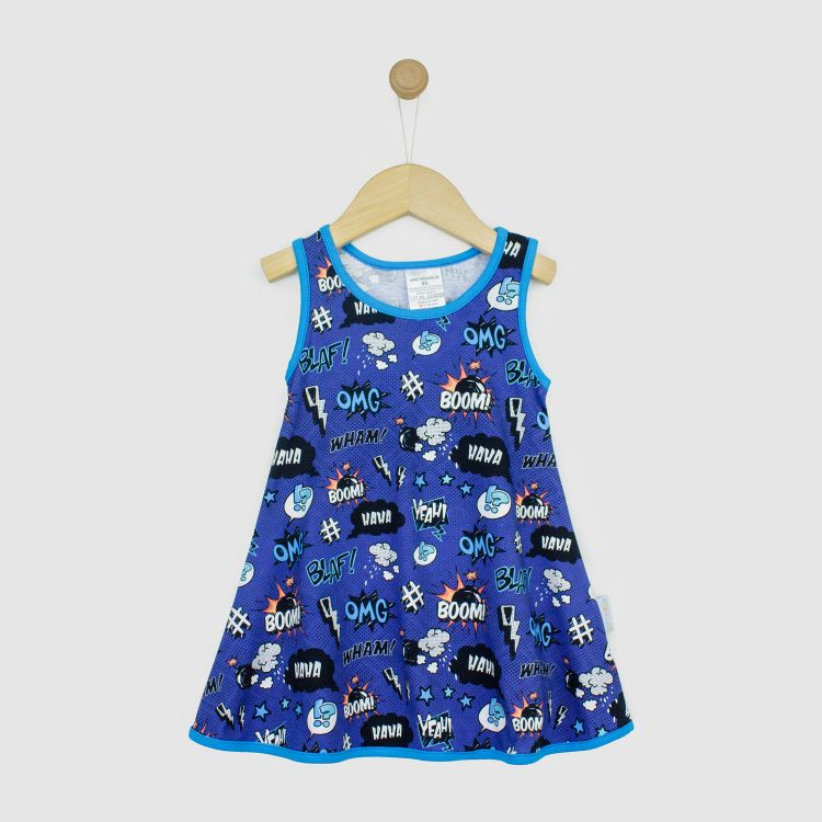Kids-LittleMissSunshine-Dress - Kaboom
