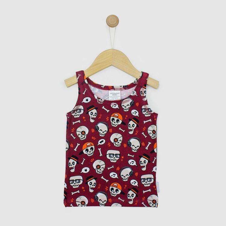 Baby-Undershirt - SkullGang