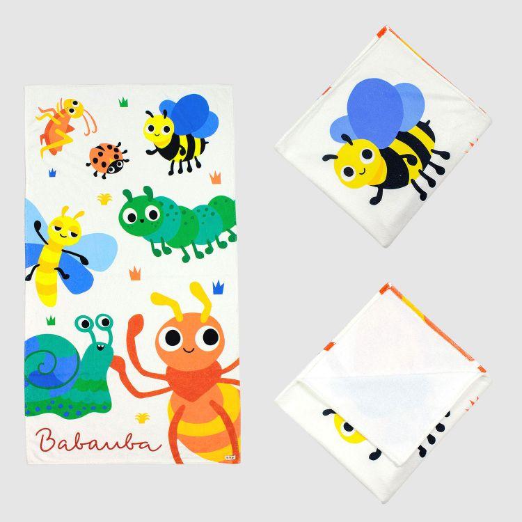 Badetuch BugsBugsBugs