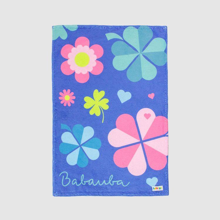 Handtuch ColorfulCloverLeaves