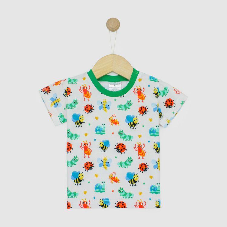 Baby-T-Shirt - BugsBugsBugs