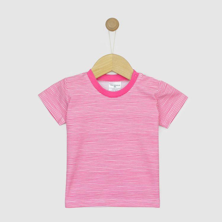 T-Shirt Stripes-Pink