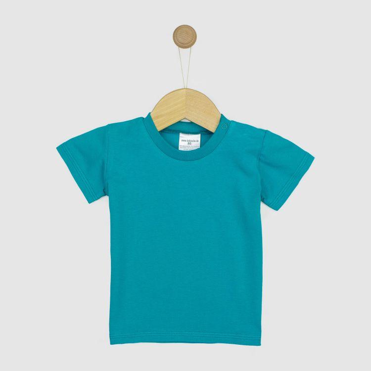 Uni-T-Shirt Petrol