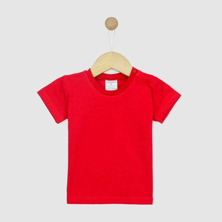 Uni-T-Shirt Rot