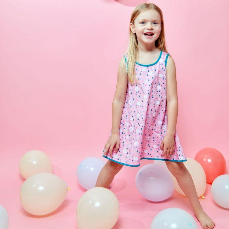 LittleMissSunshine-Dress SpringClouds