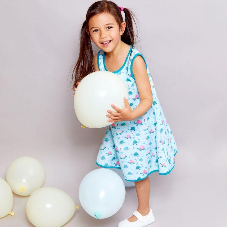 LittleMissSunshine-Dress SpringTurtles